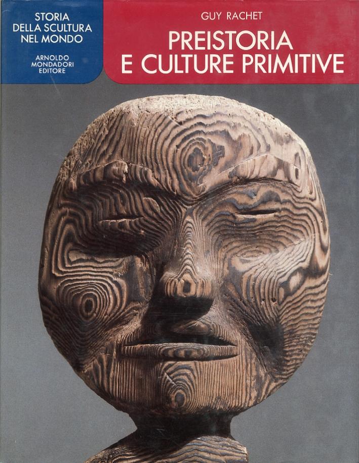 Storia della Scultura nel Mondo. Preistoria e Culture Primitive