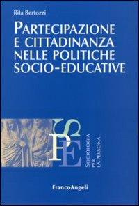 Partecipazione e cittadinanza nelle politiche socio-educative