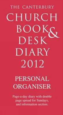 Canterbury Church Book and Desk Diary