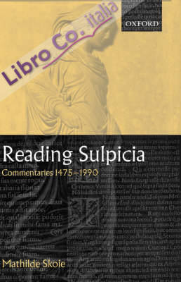 Reading Sulpicia