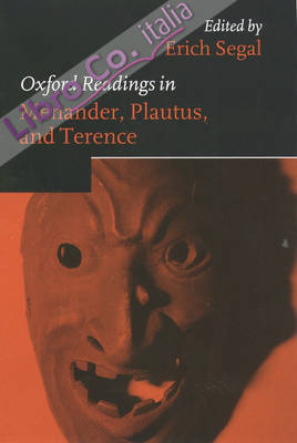 Readings in Menander, Plautus, and Terence