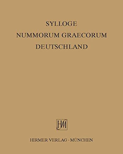 Sylloge Nummorum Graecorum Deutschland. Muenzsammlung der Universitaet Tuebingen. 5. Heft