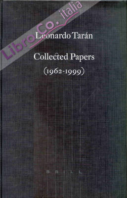 1962-1999 Collected Papers...