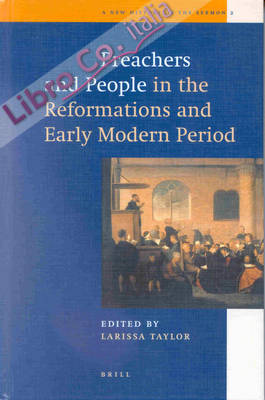 Preacher and People in the Reformation and Early Modern Period