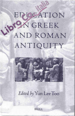 Education in Greek and Roman Antiquity