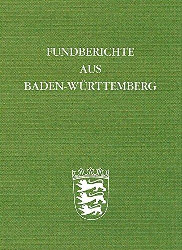 Fundberichte aus Baden- Wuerttemberg. 2000/24