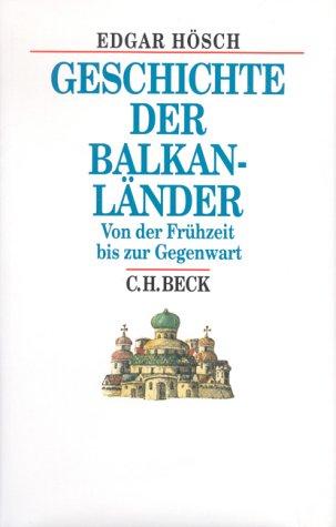 Geschichte der Balkanlaender
