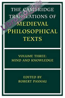 The Translations of Medieval Philosophical Texts