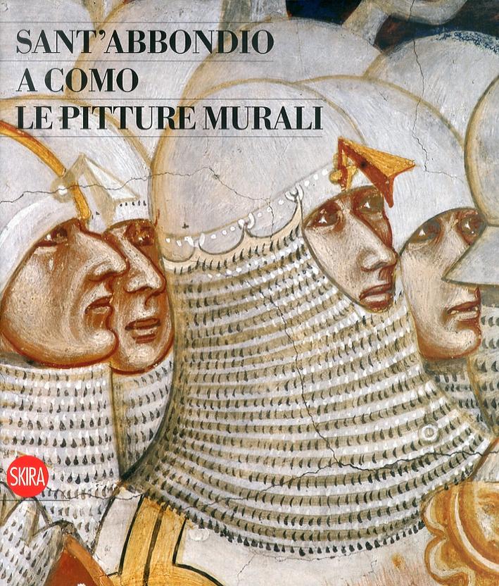Sant'Abbondio a Como. Le Pitture murali
