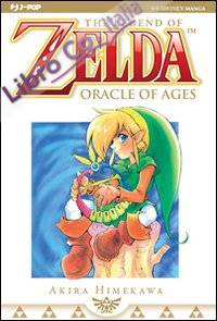 Oracle of ages. The legend of Zelda