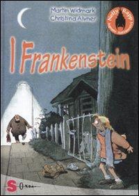 I Frankenstein. Nelly Rapp agente antimostri. Vol. 2.