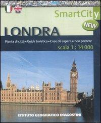 Londra 1:14.000. Ediz. bilingue