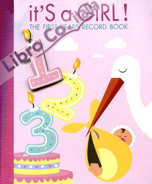 It's a girl! The first years record book