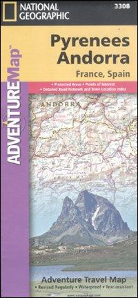 Pyrénées. Andorra. France, Spain