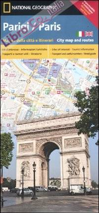 Parigi 1:11.500. Ediz. italiana e inglese.