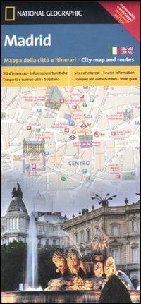 Madrid 1:7.800. Ediz. italiana e inglese