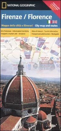 Firenze 1:6.500. Ediz. italiana e inglese