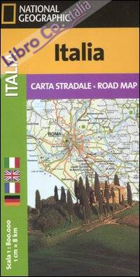 Italia 1:800.000. Ediz. Multilingue.