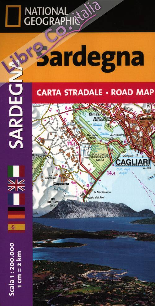 Sardegna 1:200.000.