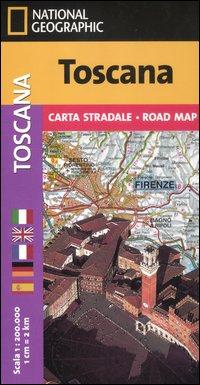 Toscana 1:200.000.
