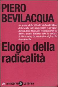 Elogio della Radicalità