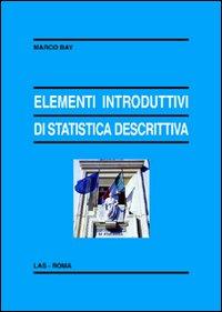 Elementi introduttivi di statistica descrittiva