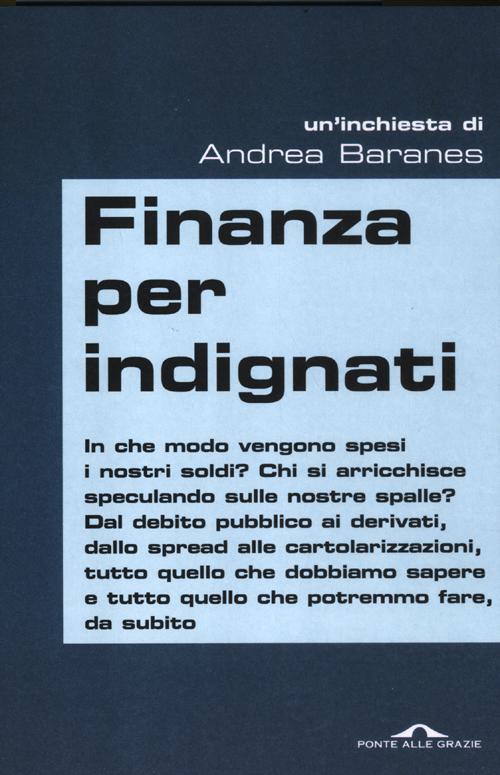 Finanza per indignati