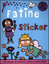 Fatine Sticker. Con Adesivi