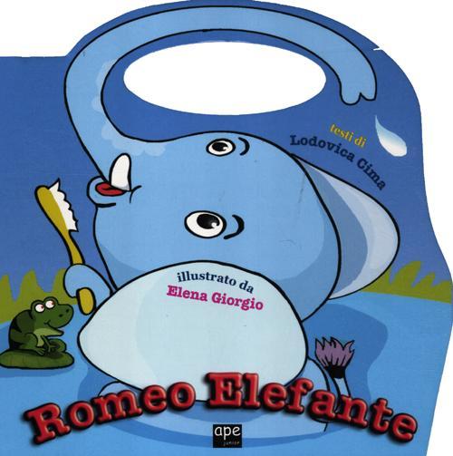Romeo elefante. Ediz. illustrata