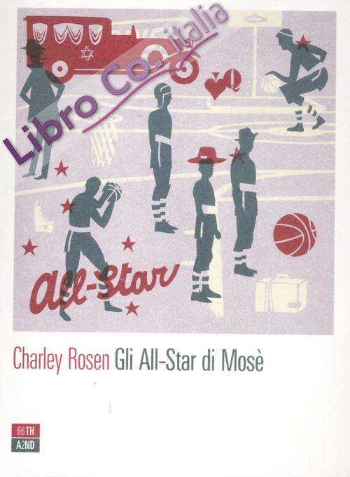 Gli all-star di Mosè.