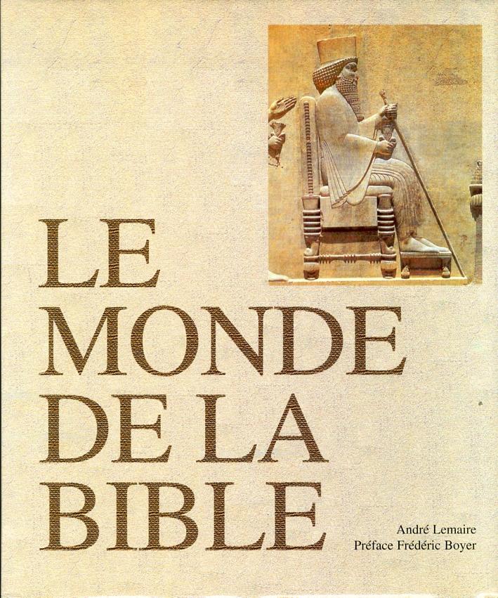 Le monde de la bible.