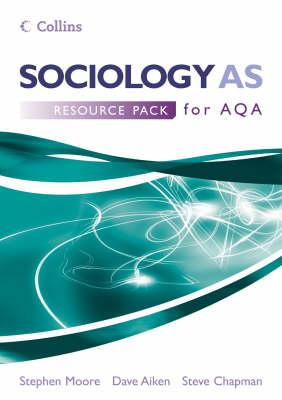 Sociology AS for AQA.
