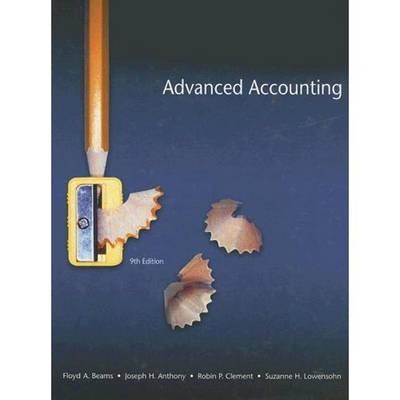 Advanced Accounting.