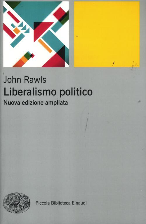 Liberalismo politico.