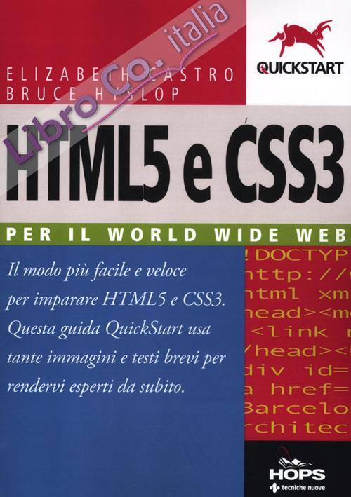 HTML5 e CSS3. Per il World Wide Web