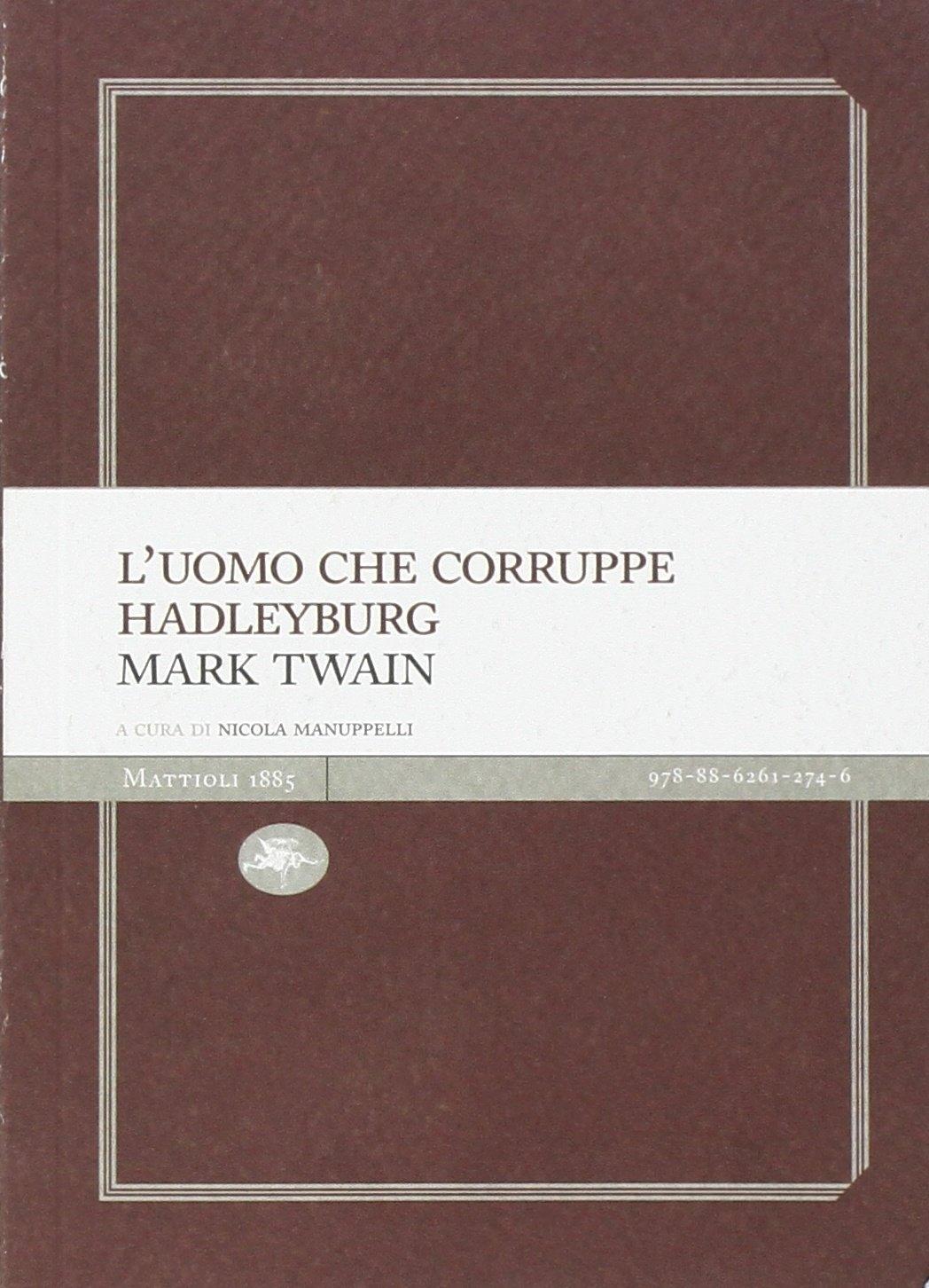 L'uomo che corruppe Hadleyburg