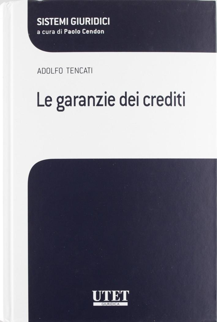 Le garanzie dei crediti.
