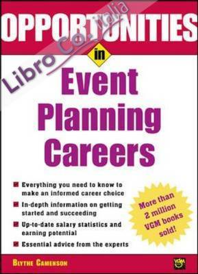 Opportunities in Event Planning Careers.