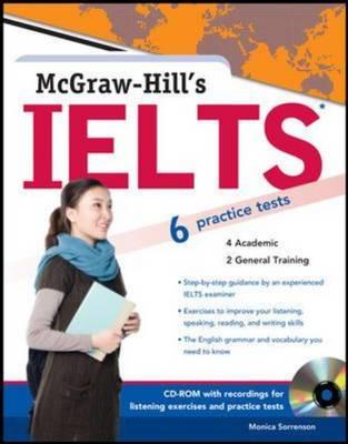 McGraw hill's IELTS. Con CD-ROM.