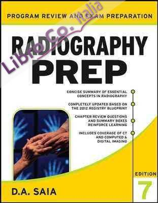 Radiography PREP Program Review and Exam Preparation