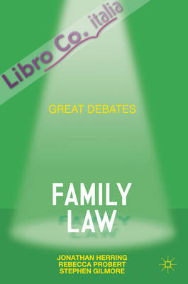 Great Debates: Family Law