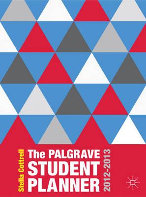 Palgrave Student Planner 2012-2013