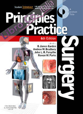 Principles & Practice Of Surgery 6th.