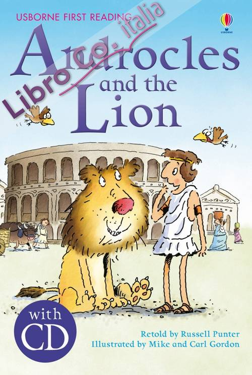 Androcles and the lion. Con CD.