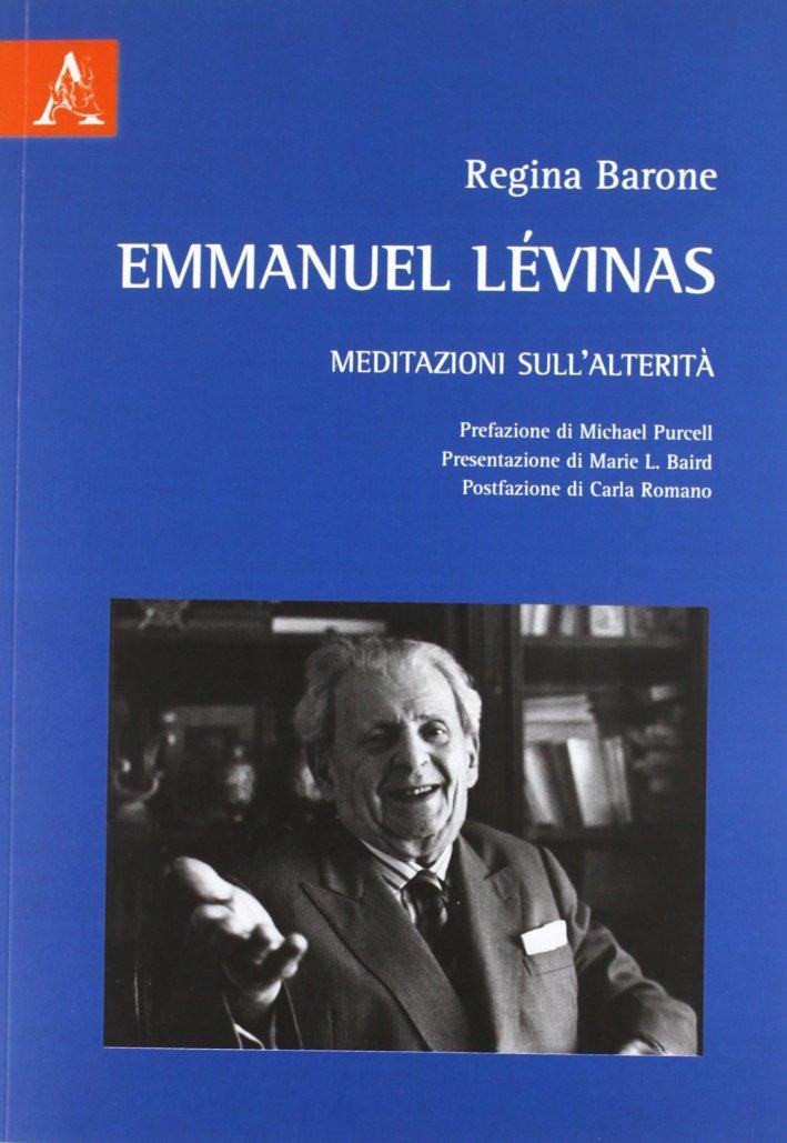Emmanuel Lévinas. Meditazioni sull'alterità.