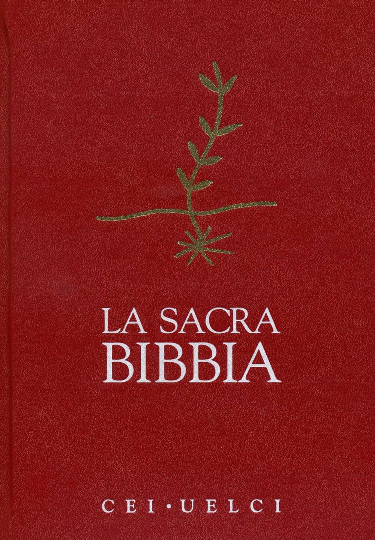 La sacra Bibbia.