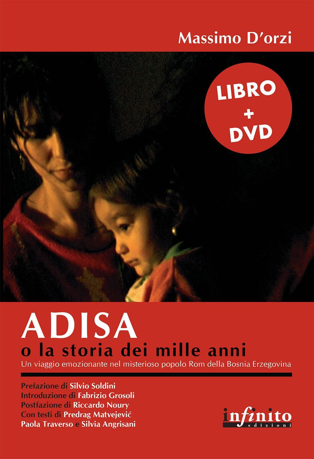 Adisa o la storia dei mille anni. Con DVD.