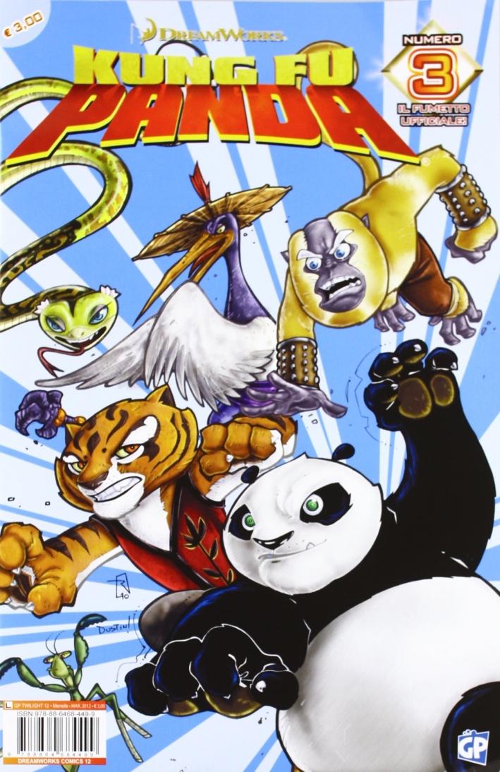 Kung Fu Panda. Vol. 3