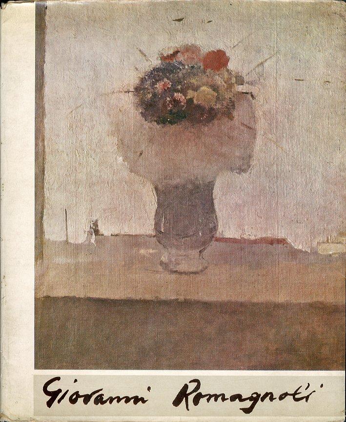 Mostra monografica di Giovanni Romagnoli. Catalogo.