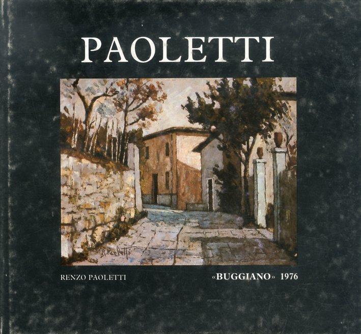 Opere di Renzo Paoletti.
